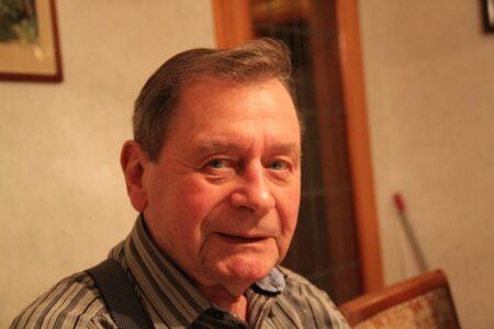 Ernst Weidensee feierte 95. Geburtstag